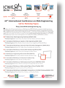 ICWE2010 Call for Workshop Papers