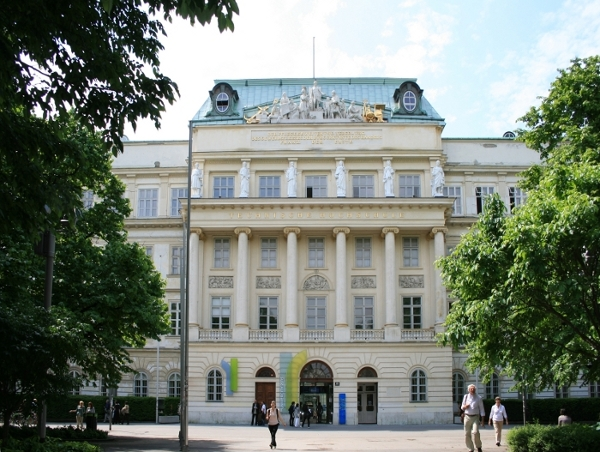 Vienna University of Technology - Main Building