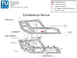 Map to reach the Foyer